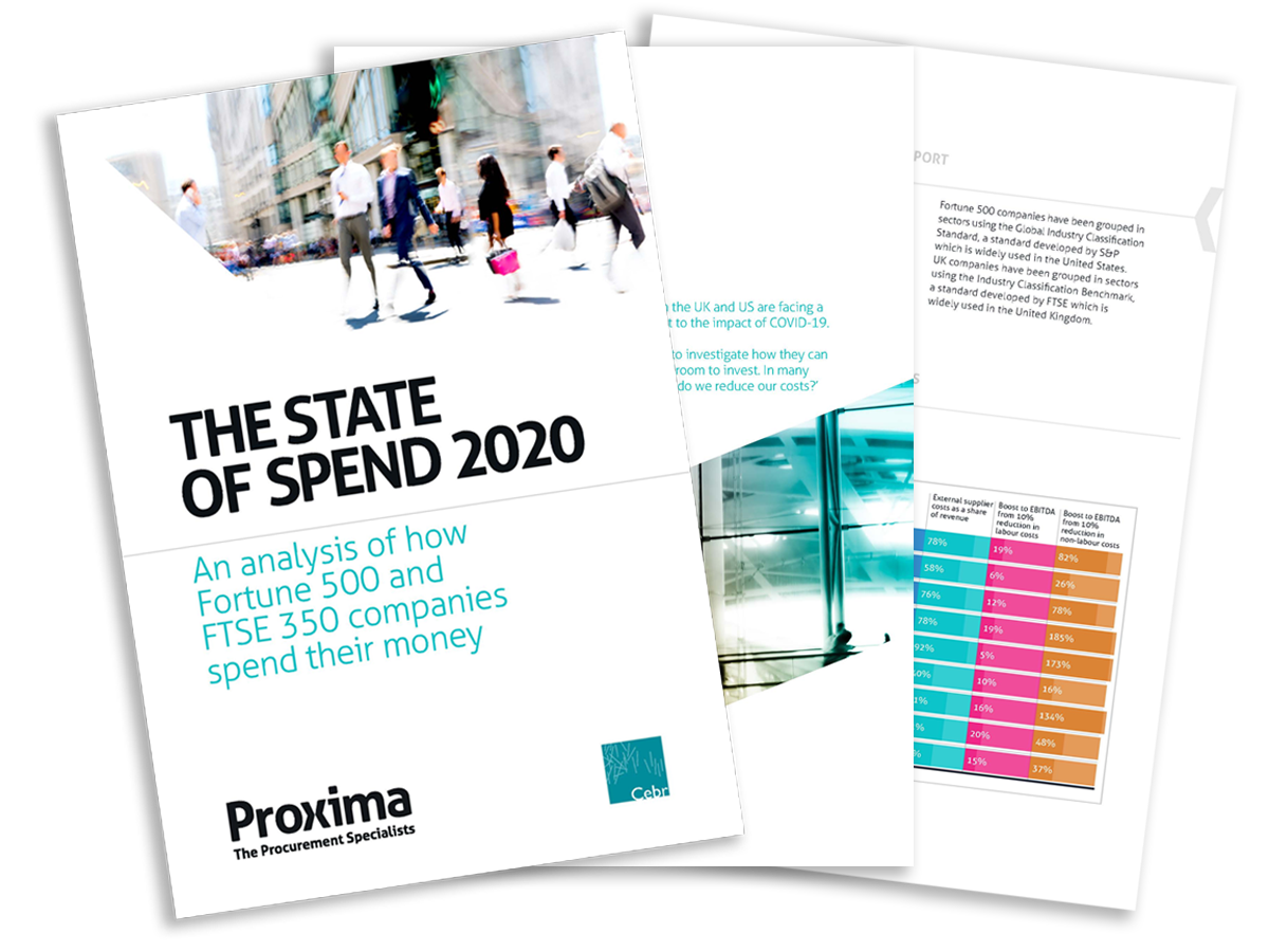 The state of spend report